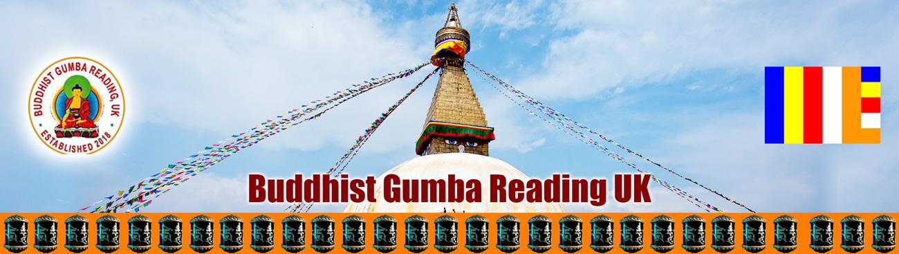 Buddhist Gumba Reading, UK